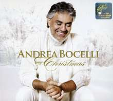 Andrea Bocelli: My Christmas (Deluxe Edition), 1 CD und 1 DVD