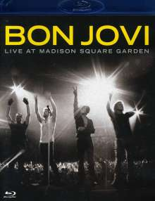 Bon Jovi: Live At Madison Square Garden, Blu-ray Disc