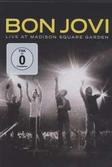 Bon Jovi: Live At Madison Square Garden (Amaray), DVD