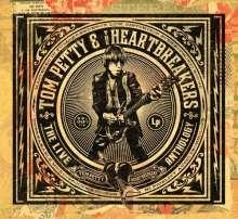 Tom Petty: Live Anthology (180g), 7 LPs