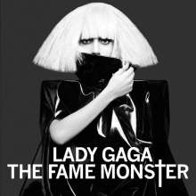 Lady Gaga: The Fame Monster (Deluxe Edition), 2 CDs