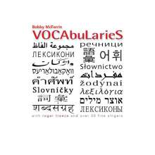 Bobby McFerrin (geb. 1950): Vocabularies, CD