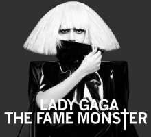 Lady Gaga: The Fame Monster (UK Version), 2 CDs