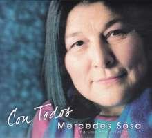 Mercedes Sosa: Con Todos, 2 CDs