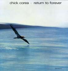 Chick Corea (geb. 1941): Return To Forever (180g HQ-Vinyl), LP