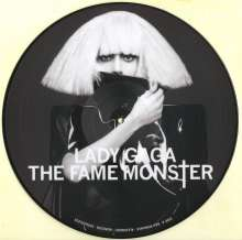 Lady Gaga: The Fame Monster (Picture Disc), LP