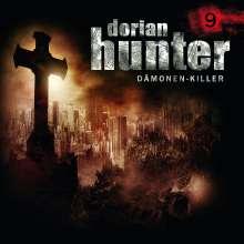 Dorian Hunter 9:Damonen.., CD