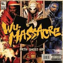 Ghost Meth & Rae: Wu Massacre, CD