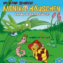 Die kleine Schnecke Monika Häuschen Vol.11, CD