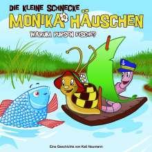 Die Kleine Schnecke Monika Häuschen Vol.13, CD