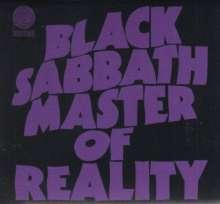 Black Sabbath: Master Of Reality (Digipack), CD