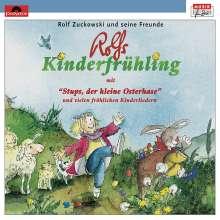 Rolf Zuckowski: Rolfs Kinderfrühling, CD