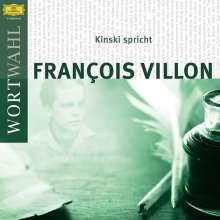 Kinski Spricht Francois V, CD