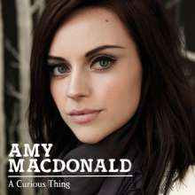 Amy Macdonald: A Curious Thing, CD