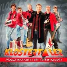Klostertaler: Abschied kann ein Anfang sein, CD