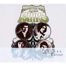 The Kinks: Something Else By The Kinks (Deluxe-Edition), 2 CDs