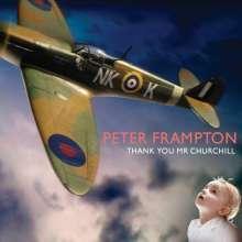Peter Frampton: Thank You Mr. Churchill, CD