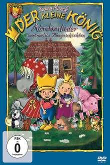 Der kleine König: Märchenlieder und andere Filme, DVD