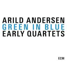 Arild Andersen (geb. 1945): Green In Blue: The Early Quartets, 3 CDs