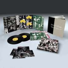 The Rolling Stones: Exile On Main Street (Super Limited Deluxe Edition) (2 CD + 2 LP + DVD + Buch), 2 CDs, 2 LPs und 1 DVD