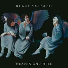 Black Sabbath: Heaven And Hell (Deluxe-Expanded-Edition), 2 CDs