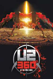 U2: 360 Degrees At The Rose Bowl 2009 (Deluxe Edition), 2 DVDs