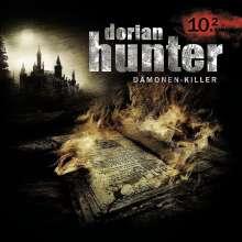 Ernst Vlcek: Dorian Hunter 10.2. Der Folterknecht - Hexenhammer, CD