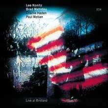 Lee Konitz, Brad Mehldau, Charlie Haden & Paul Motian: Live At Birdland 2009, CD