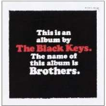The Black Keys: Brothers, CD