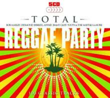 Reggae & Ska Sampler: Total Reggae Party, 5 CDs