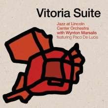 Wynton Marsalis & Paco de Lucia: Vitoria Suite, 2 CDs