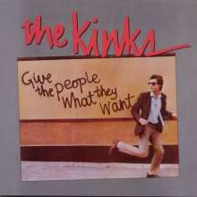 The Kinks: Give The People What They Want (Re-Release), CD