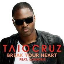 Maxi-CD: Break Your Heart (2-Track), Maxi-CD