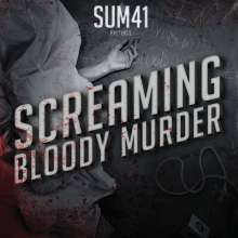 Sum 41: Screaming Bloody Murder, CD
