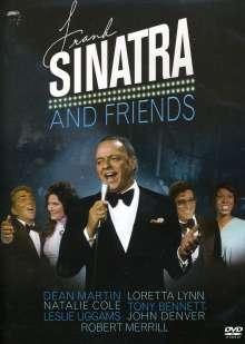 Frank Sinatra (1915-1998): Sinatra & Friends, DVD