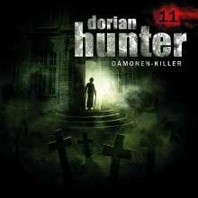 Ernst Vlcek: Dorian Hunter 11. Schwestern Der Gnade, CD