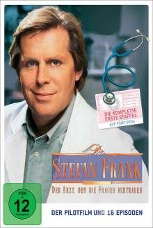Dr. Stefan Frank - Der Arzt, dem die Frauen vertrauen Vol.1, 5 DVDs