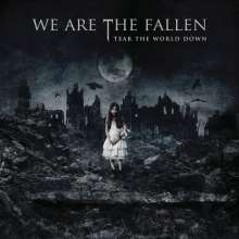 We Are The Fallen: Tear The World Down, CD