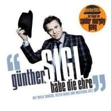 Günther Sigl (Spider Murphy Gang): Habe die Ehre, CD