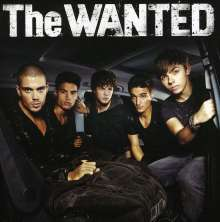 Wanted: The Wanted, CD