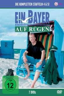 Ein Bayer auf Rügen Staffel 4+5, 7 DVDs