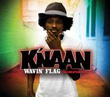 K'naan: Wavin' Flag, Maxi-CD