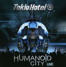 Tokio Hotel: Humanoid City Live, CD
