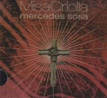 Mercedes Sosa: Misa Criolla (Remastered), CD