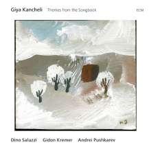 Giya Kancheli (geb. 1935): Themes from the Songbook, CD