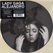 "Lady Gaga: Alejandro (Picture Disc), Single 7"""