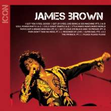 James Brown: Icon, CD