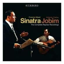 Frank Sinatra (1915-1998): Sinatra / Jobim - The Complete Reprise Recordings, CD