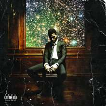 Kid Cudi: Man On The Moon 2: The Legend Of Mr. Rager, CD
