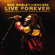 Bob Marley (1945-1981): Live Forever: The Stanley Theatre 23.9.1980, 2 CDs